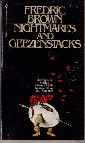 9780553124569: Nightmares and Geezenstacks