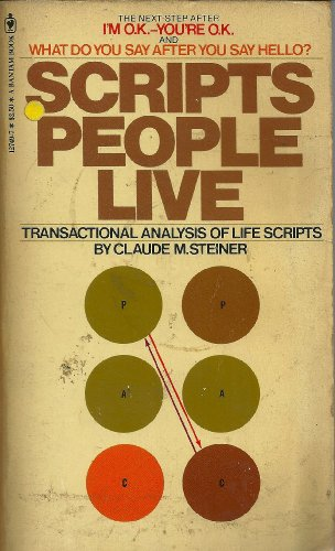 9780553124644: Scripts People Live Transactional Analysis of Life Scripts.
