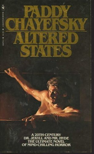 9780553124729: Title: Altered states a novel