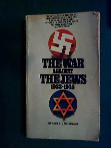 9780553124927: The War Against the Jews