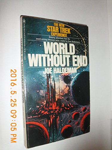 9780553125832: World Without End (Star Trek TOS)