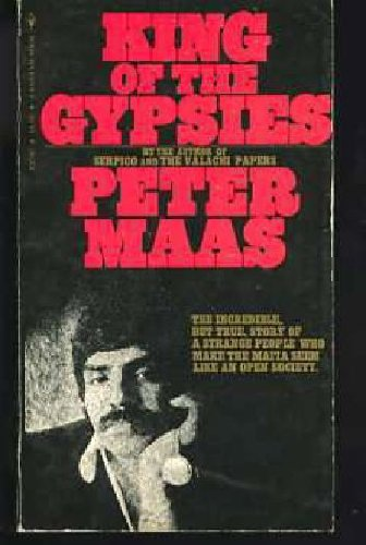 King of the Gypsies (0553125842) by Peter Maas