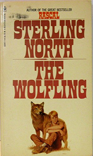 9780553125870: The Wolfling