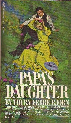 9780553126143: Papa's Daughter