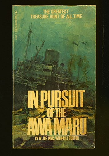 9780553126242: Title: In Pursuit of the Awa Maru