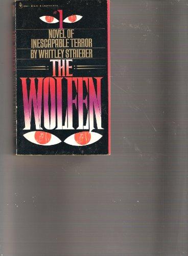 9780553126266: The Wolfen