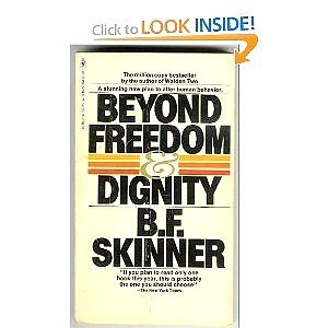 9780553127256: Beyond Freedom & Dignity