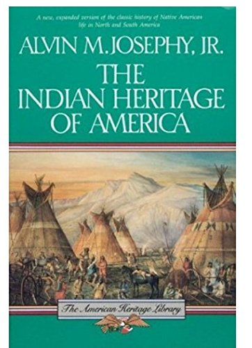 9780553127270: Indian Heritage of America