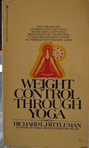 9780553127621: Weight Control Through Yoga