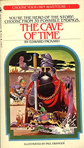 9780553127904: The Cave of Time (Choose Your Own Adventure, #1)