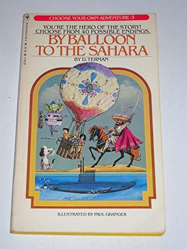 9780553127911: By Balloon to the Sahara
