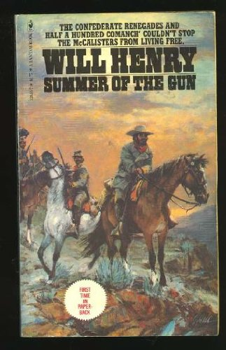 9780553128161: Summer of the Gun
