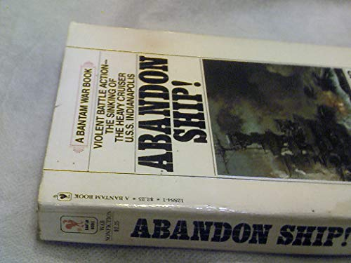 9780553128840: Abandon ship! (Bantam war book series)