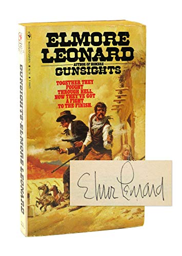 Gunsights: Leonard, Elmore