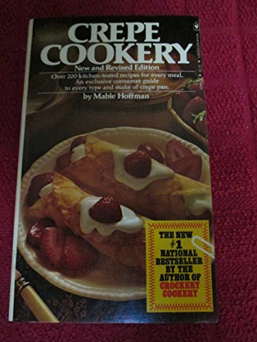 Crepe Cookery: Hoffman, Mable