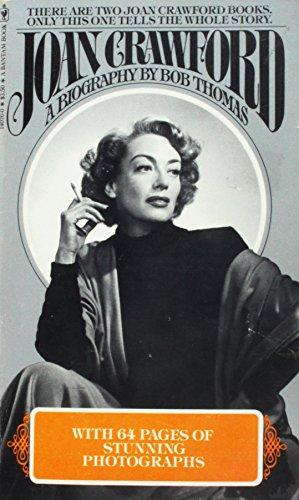 9780553129427: Joan Crawford,: A Biography