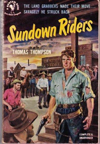 9780553129731: Sundown Riders
