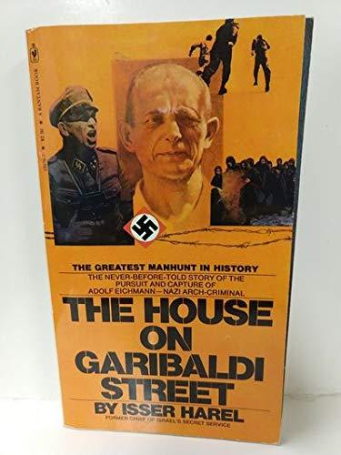 9780553129762: The house on Garibaldi Street (Bantam Books non-fiction)