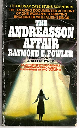 9780553130232: The Andreasson Affair