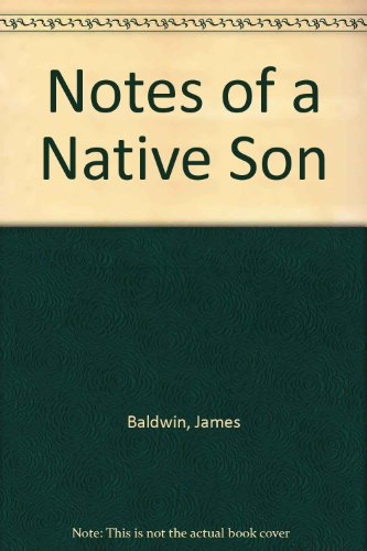 9780553130584: Notes of a Native Son