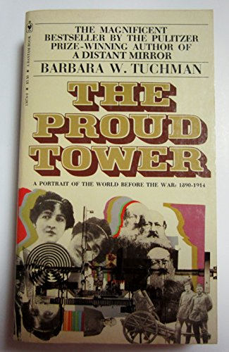 9780553130744: The Proud Tower