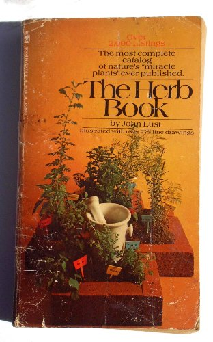 9780553130829: The Herb Book