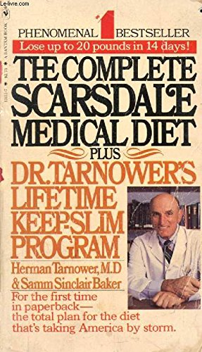 9780553131116: The Complete Scarsdale Medical Diet