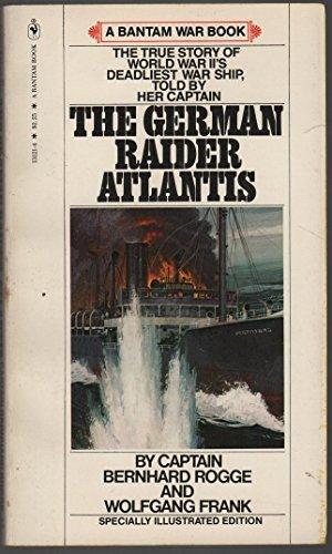 9780553131215: German Raider Atlantis (also issued as Under Ten Flags)