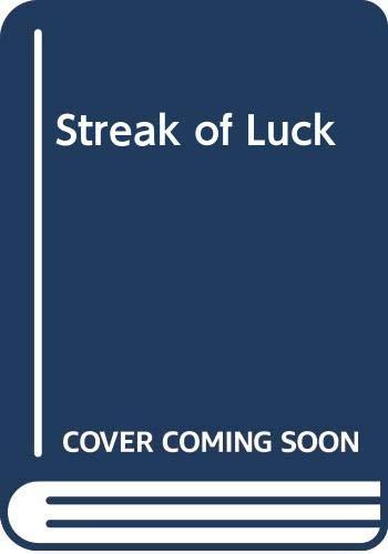 9780553131413: Streak of Luck