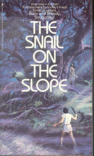 9780553131970: The Snail on the Slope