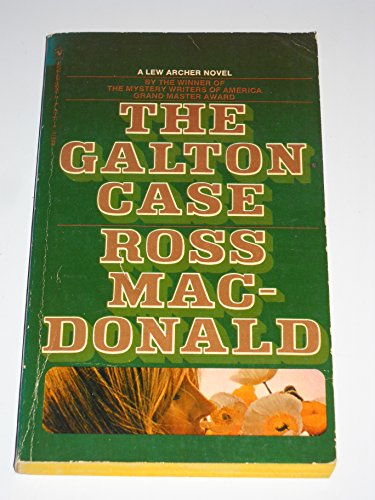 9780553132359: The Galton Case