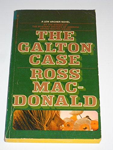 9780553132359: The Galton Case