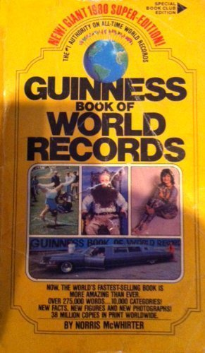 9780553133004: Guinness Book of World Records (KIDS