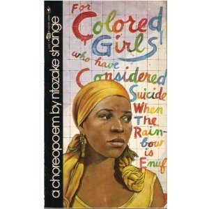9780553133073: For colored girls who have considered suicide, when the rainbow is enuf : a choreopoem