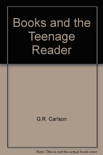 9780553133325: Books and the Teenage Reader: A Guide for Teachers, Librarians and Parents