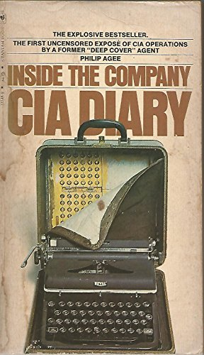 9780553133486: Inside the Company: CIA Diary Fifth Printing edition by Philip Agee (1979) Paperback