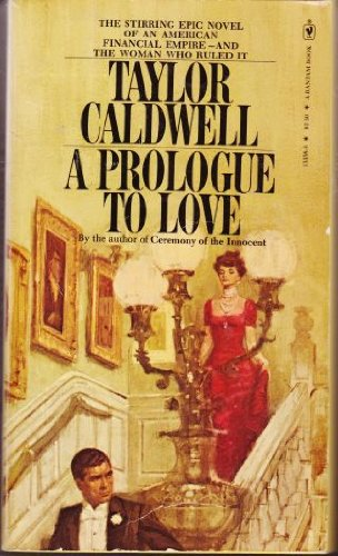 9780553133585: A Prologue to Love