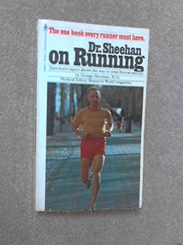 9780553134186: Dr. Sheehan on Running