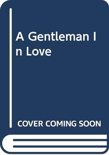 A Gentleman In Love: Cartland, Barbara