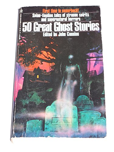 9780553134995: 50 Great Ghost Stories