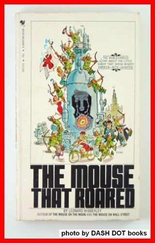 Mouse roared abebooks the mouse that roared wibberley leonard publicscrutiny Image collections