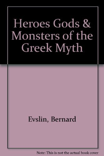 9780553135251: Heroes, Gods and Monsters of the Greek Myths