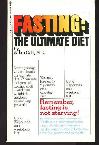 9780553135329: Fasting: The Ultimate Diet