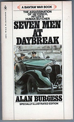 9780553135879: Seven Men at Daybreak