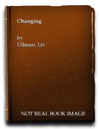 9780553135923: Changing