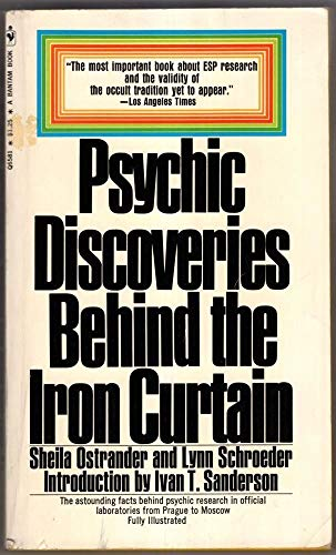 9780553135961: PSYCHIC DISCOVERIES BEHIND THE IRON CURTAIN.