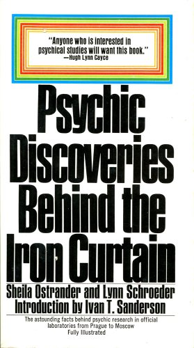 9780553135961: Psychic Discoveries Behind the Iron Curtain