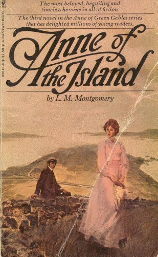 Anne of the Island (0553136348) by L. M. Montgomery