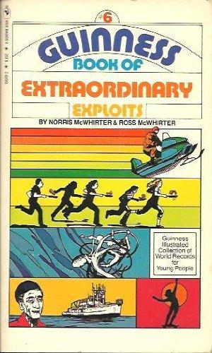 9780553136401: Guinness Book of Extraordinary Exploits
