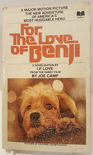 9780553136920: For the Love of Benji